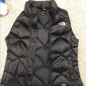 Kids north face vest
